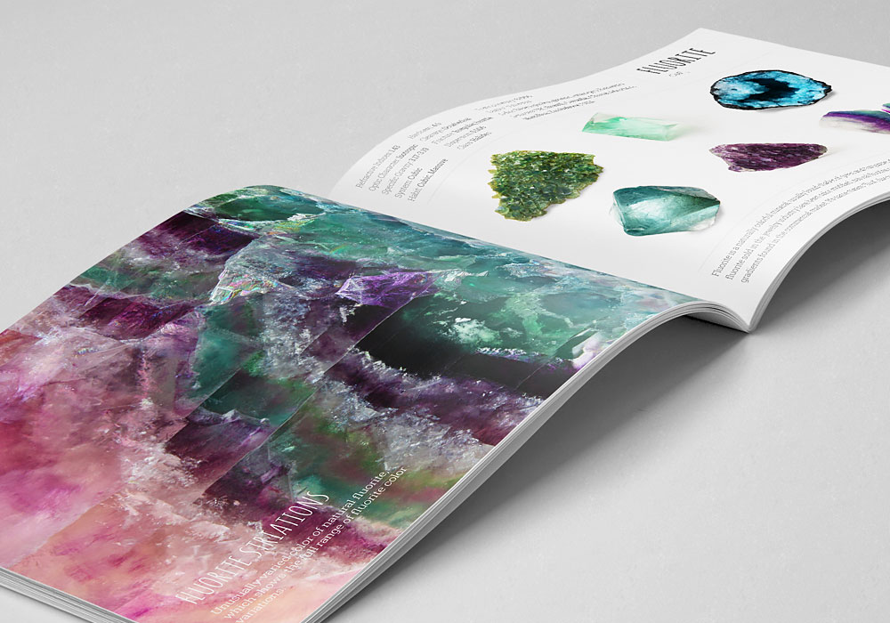 Tali Cultivate magazine catalog design