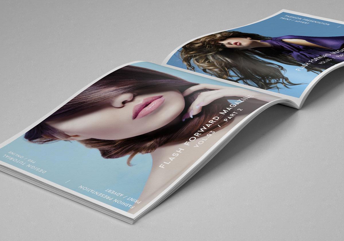 Flash Forward Magazine, San Francisco, CA