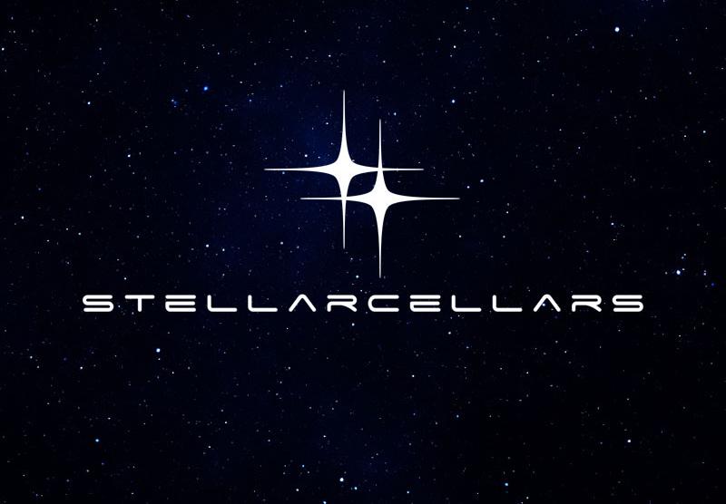 Stellar Cellars logo design