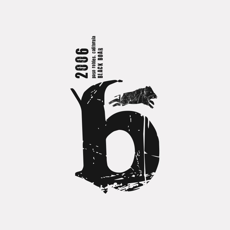 Black Boar Logo Design