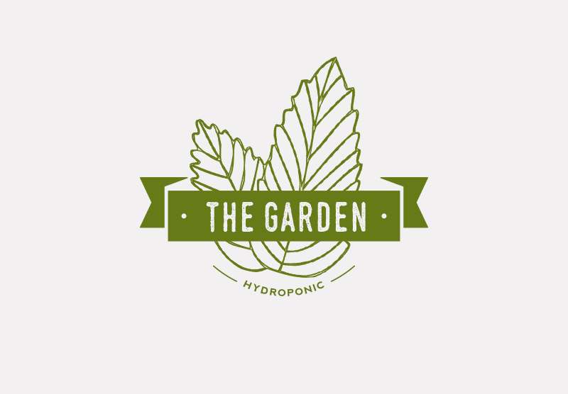 The Garden Logo Design