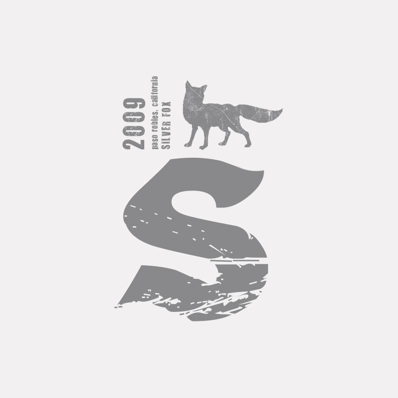 Silver Fox Logo Design