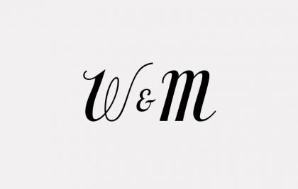 Wolf & Malcolmson Logo Design
