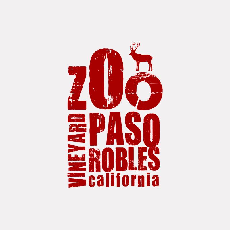 Zoo Vineyard Logo Design