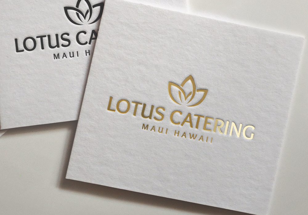 Lotus Catering, Maui, HI