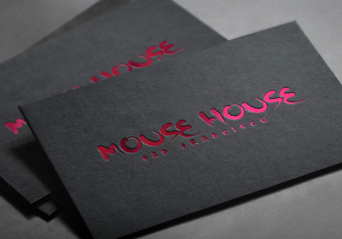 Mouse House, San Francisco, CA