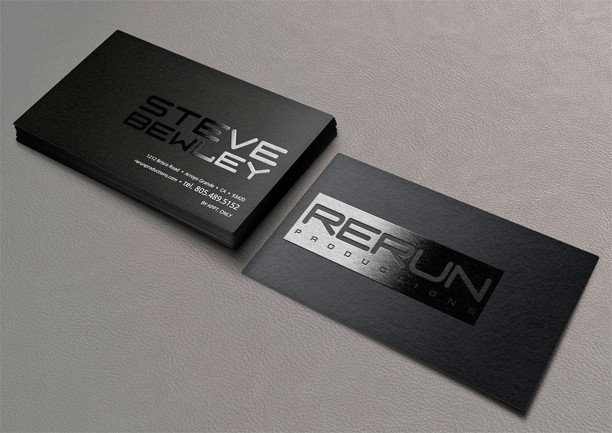 Rerun Productions responsive web design