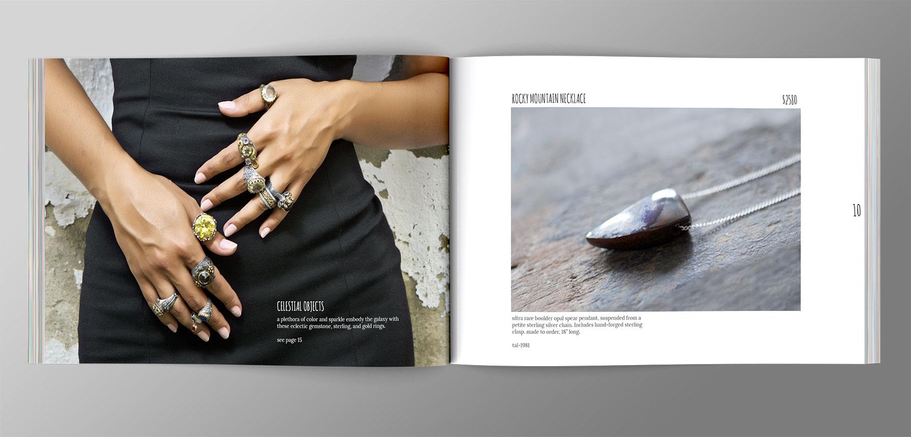Catalog designer