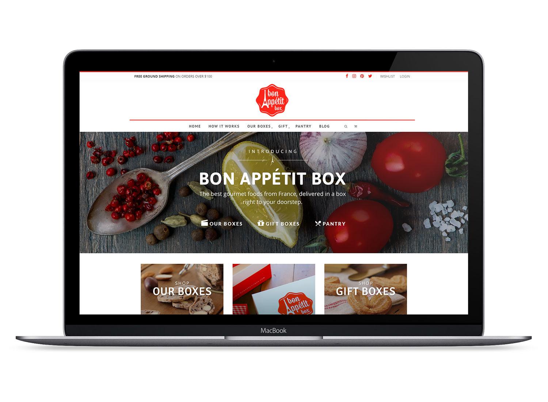 Bon Appétit Box subscription boxes