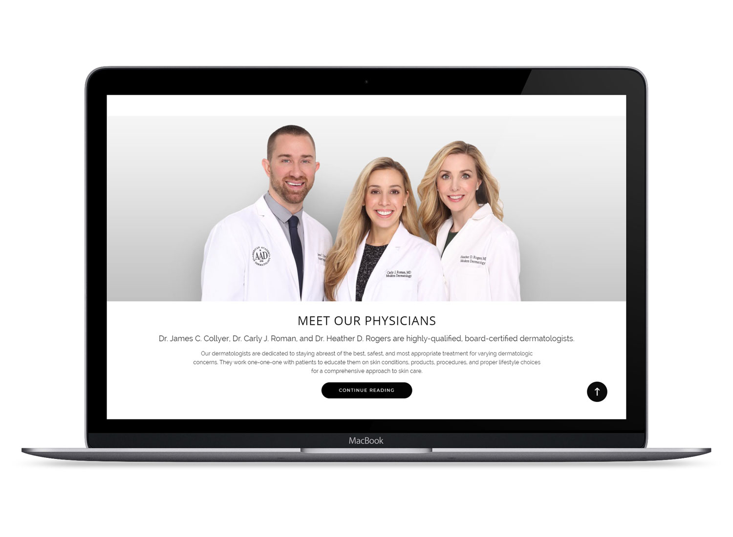 Modern Dermatology physicians