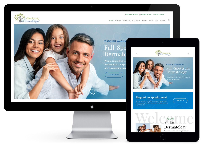 Miller Family Dermatology, Issaquah, WA